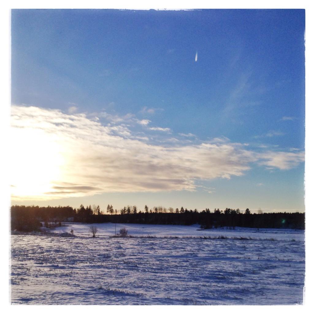 Vinter i Kalbo